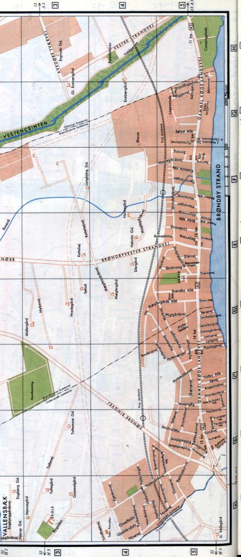 Brøndby Strand 1964 zoom