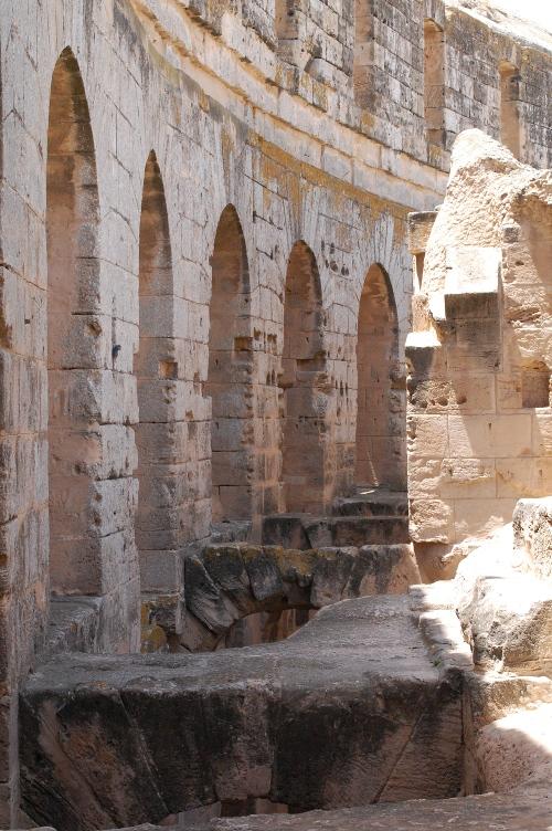Amfiteater i El Jam