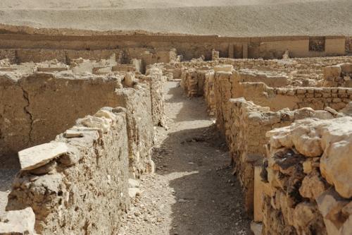 Deir al-Medina.