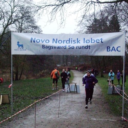 Novo Nordisk løbet