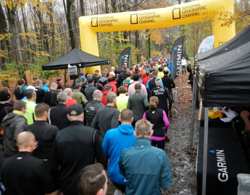 Garmin Winter Trail