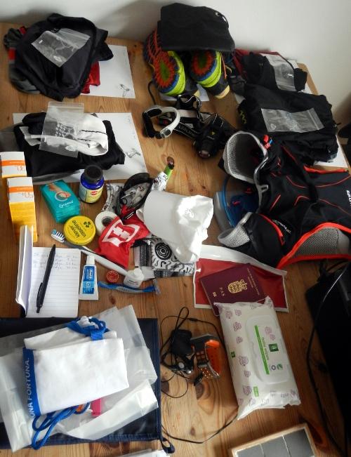 Løbsforberedelse