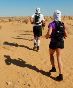 Saharaløb