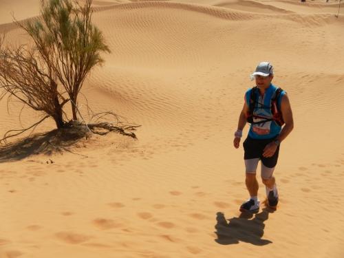100 km del Sahara
