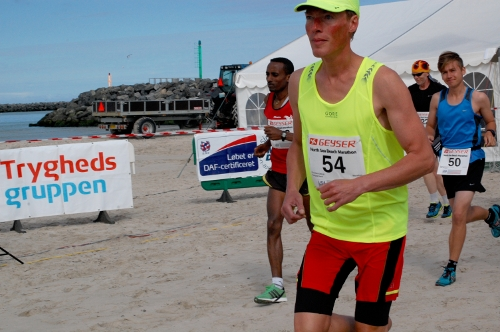 North Sea Beach Marathon