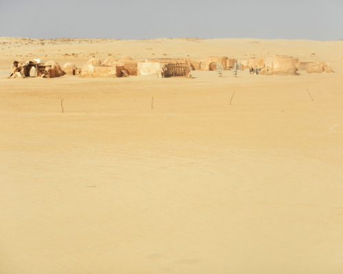 Lost Tatooine.