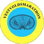 Vestvoldsmaraton logo