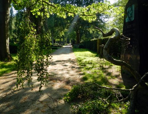 Solbjerg Kirkegård.