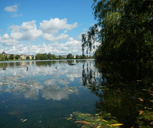 Sankt Jørgens sø.