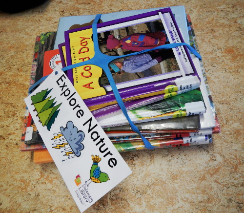 Bogpakke til børn. Ta' en, ta' flere, ta' dem alle sammen.