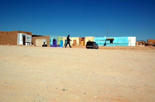 Lejren er opkaldt efter byen Smara i det besatte Vestsahara.