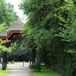 Porten til Ishøj Dyrepark