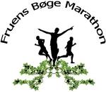 Fruens Bøge maraton logo