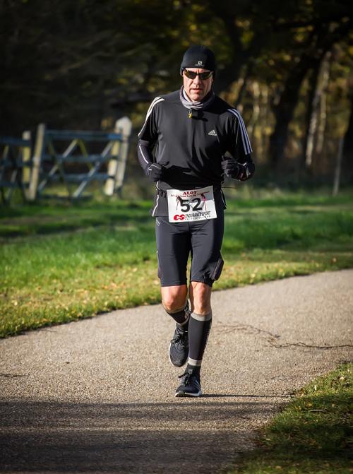 Godt i gang med seks timers løb. Foto: Jens Thomasberg