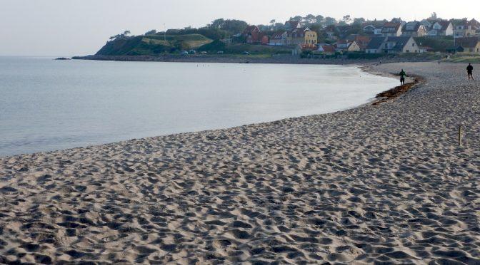 Ultraløbet Nordkysten : Sand