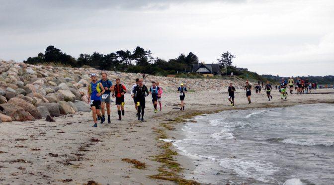 Ultraløbet Nordkysten : Seriøs strandtur