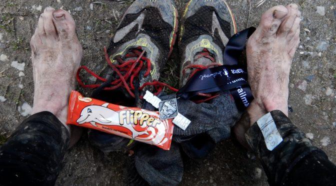 Trailman ultra :  Fotos fra ruten