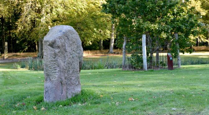 3 runesten i Jægerspris